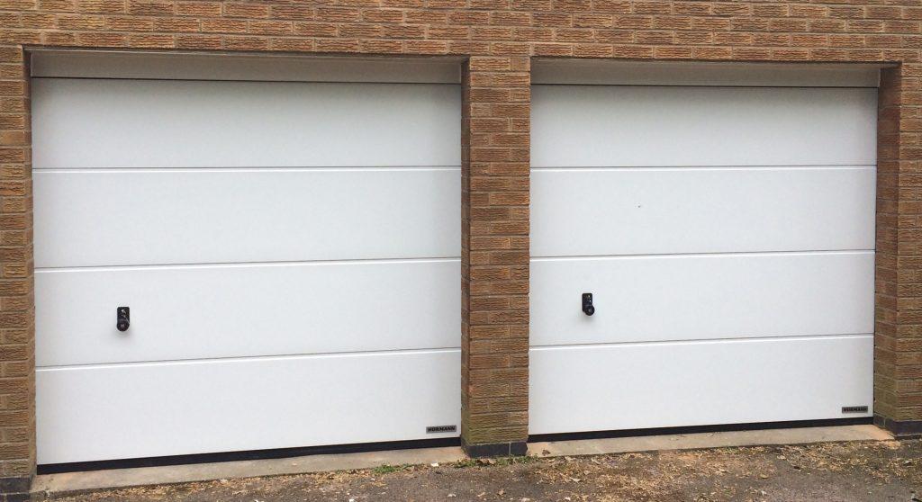 Panel or Sectional Garage Door