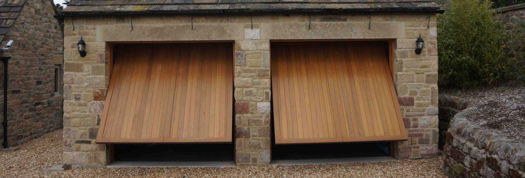 Tilt-up Garage Door
