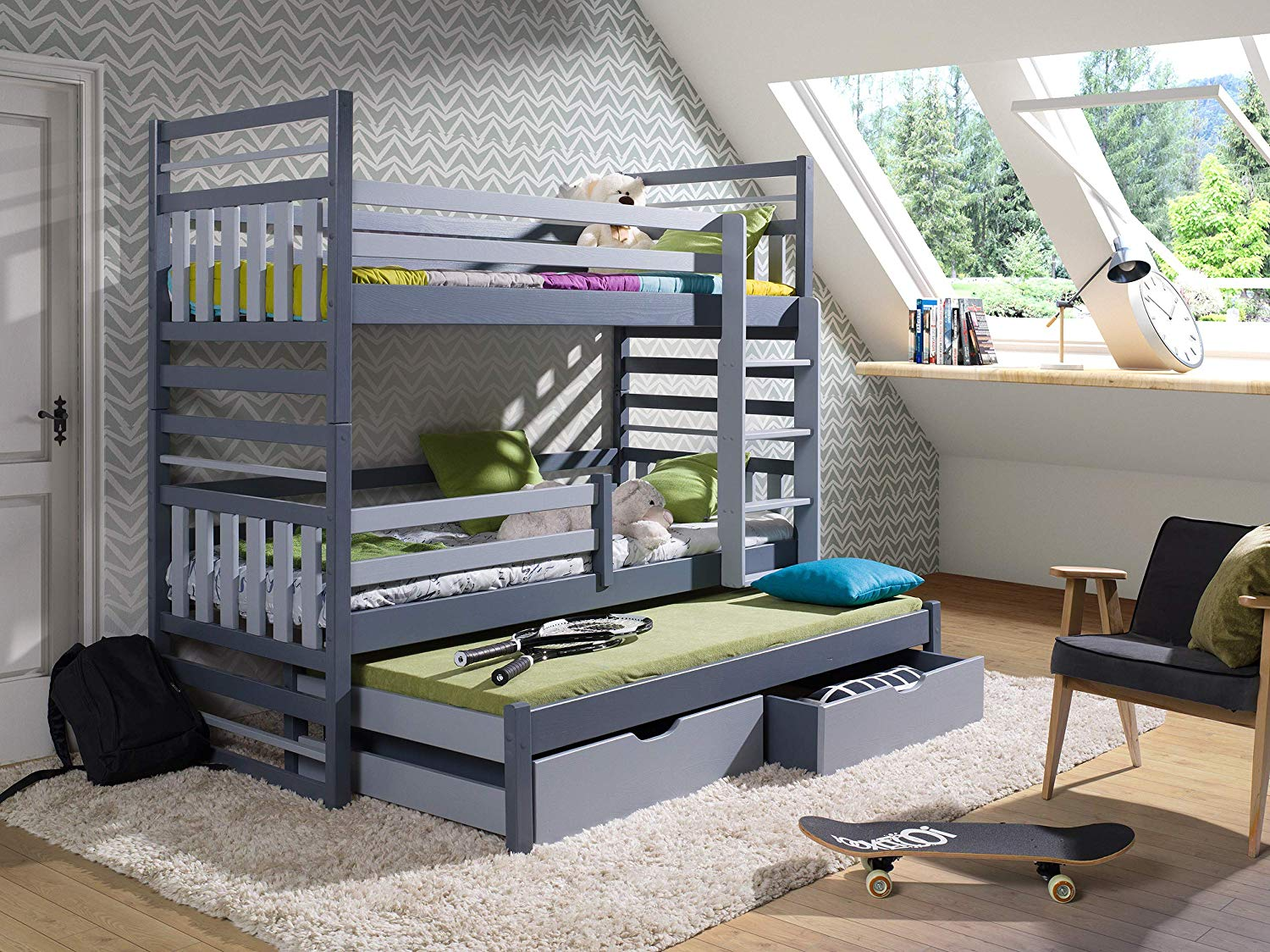 8 Best Kids Bunk Beds For A Good Night Sleep