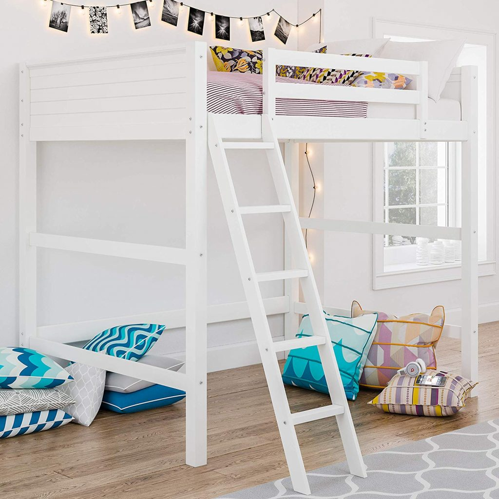 dorel loft bed