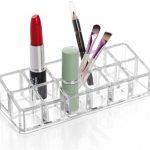 12-Compartment Lipstick Organizer