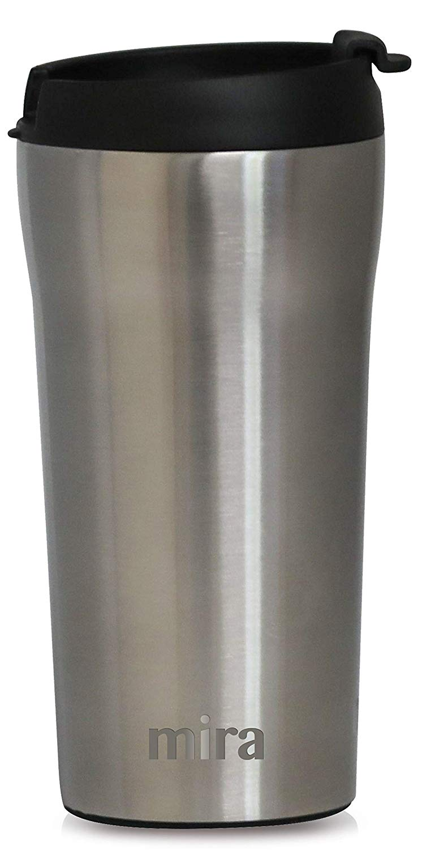 12 oz. Aqua & Stainless Steel Insulated Jar