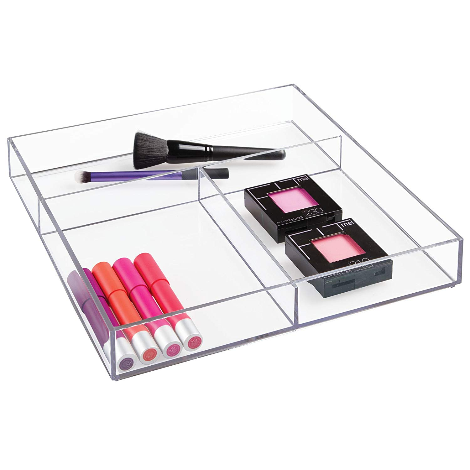 12 Inch x 12 Inch Clarity Drawer Organizer