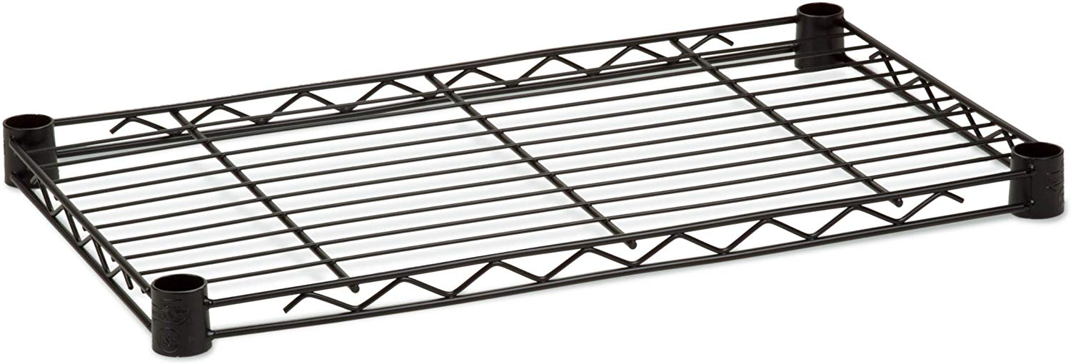14'' Black Wire Shelves