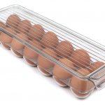 14 Egg Fridge Bin