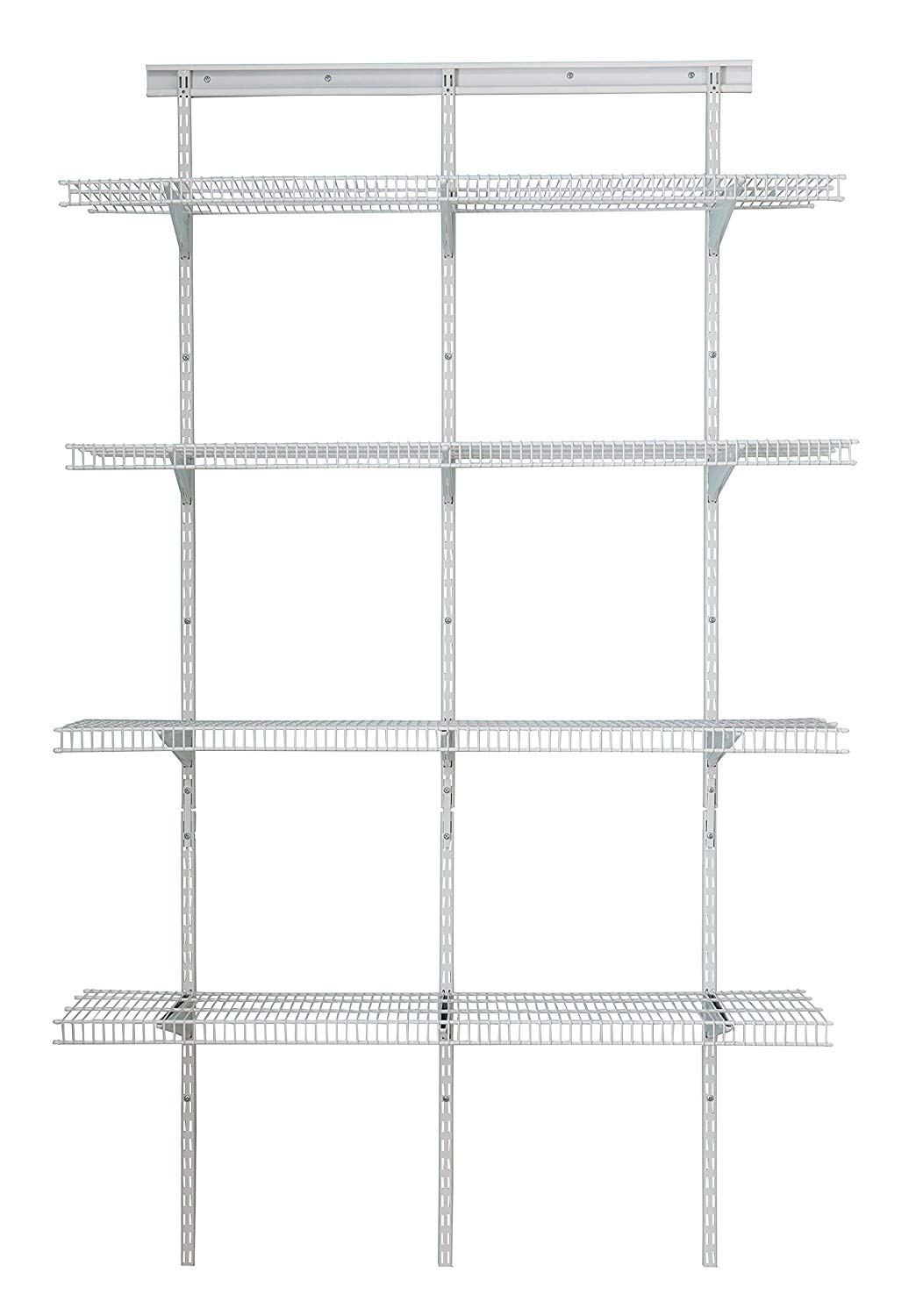 10 Nickel Wire Shelving