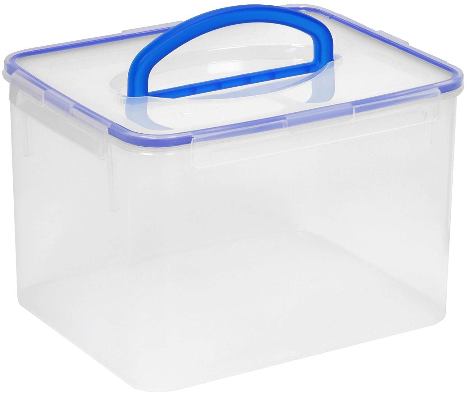 232 oz. Modular Snapware Container w Handle Lid