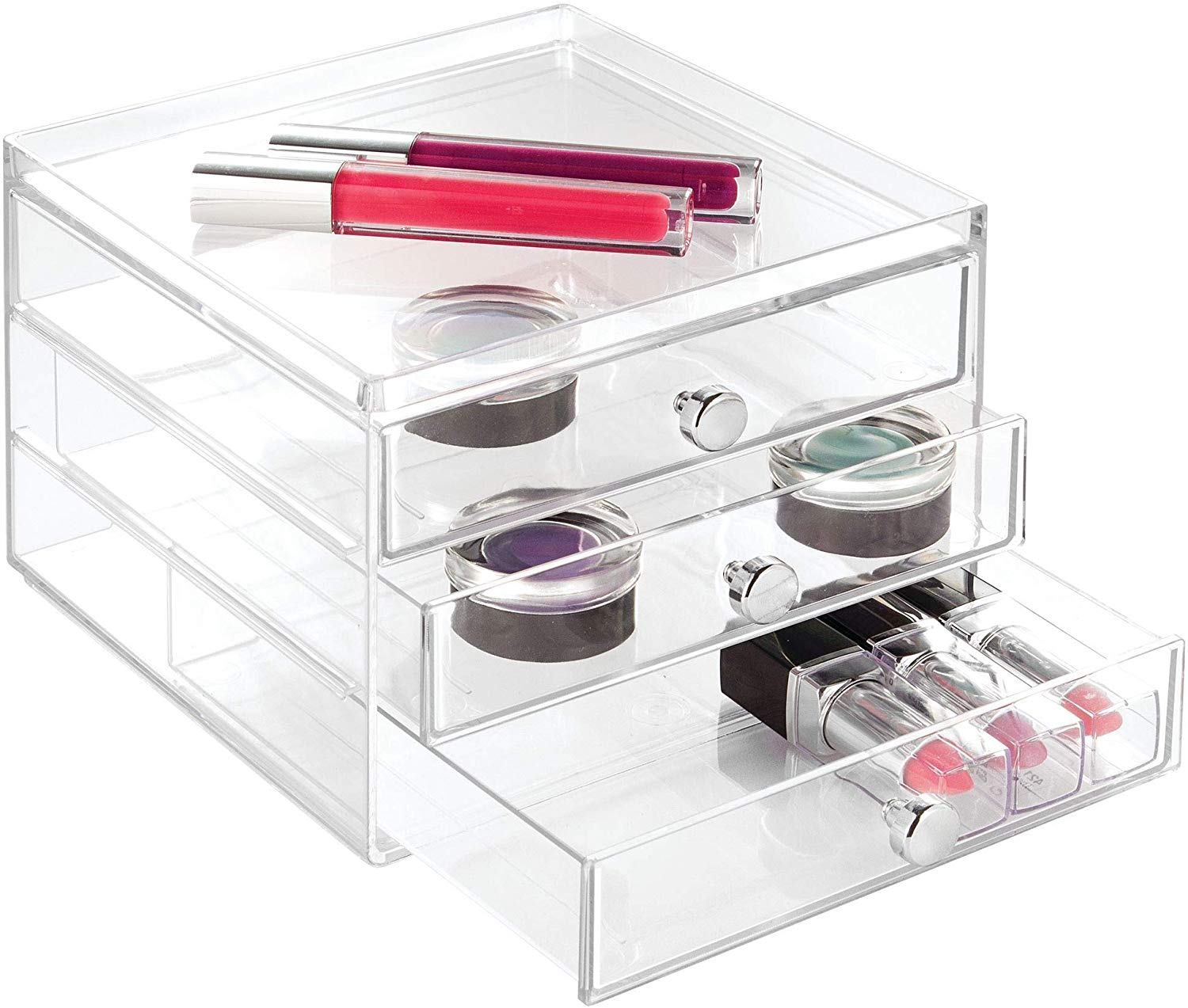 3-Drawer Slim Countertop Organizer