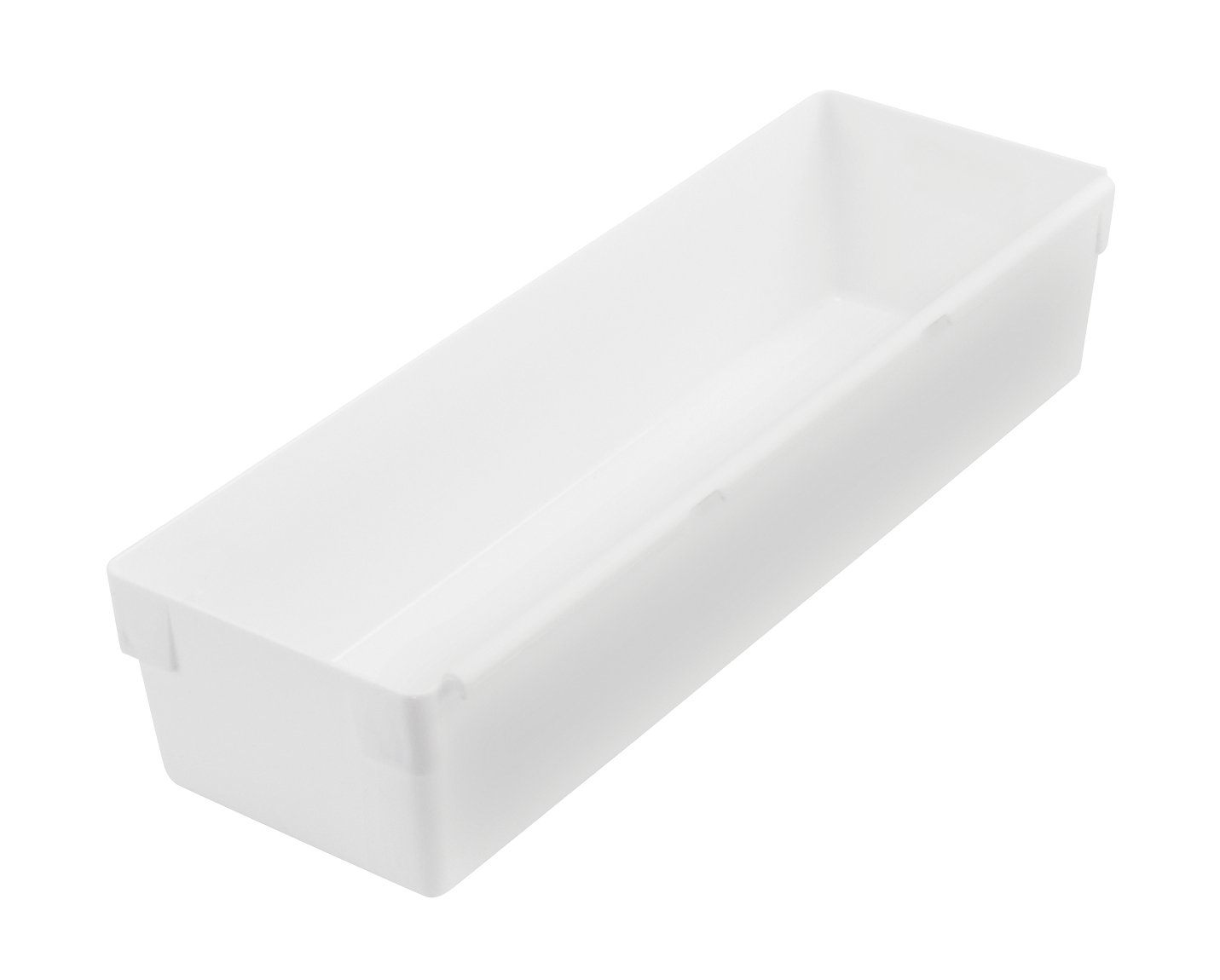 3 Inch x 9 Inch White Drawer Organizer