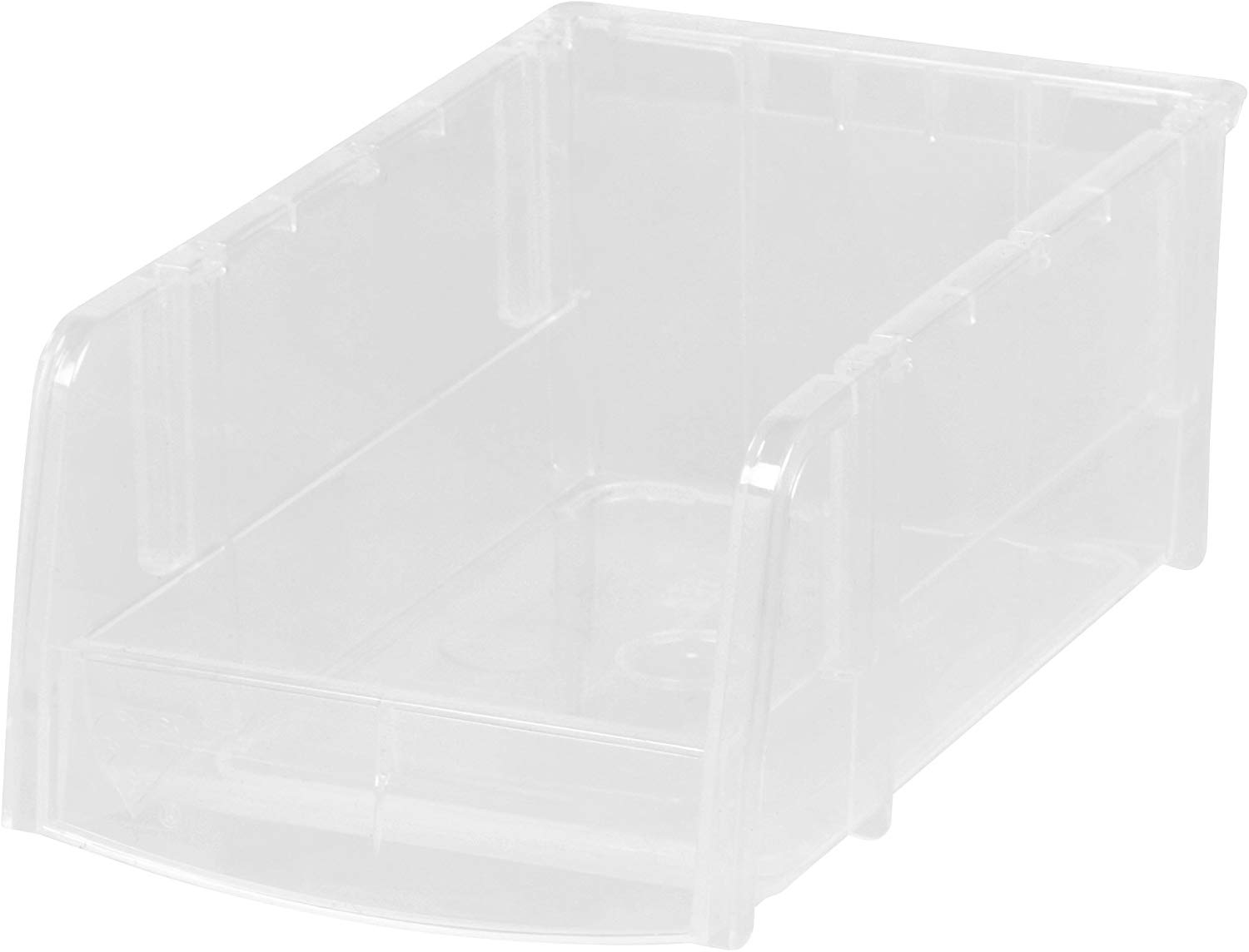 7.5 x 4.5 x 3 inches IP Clear Stacking Bin