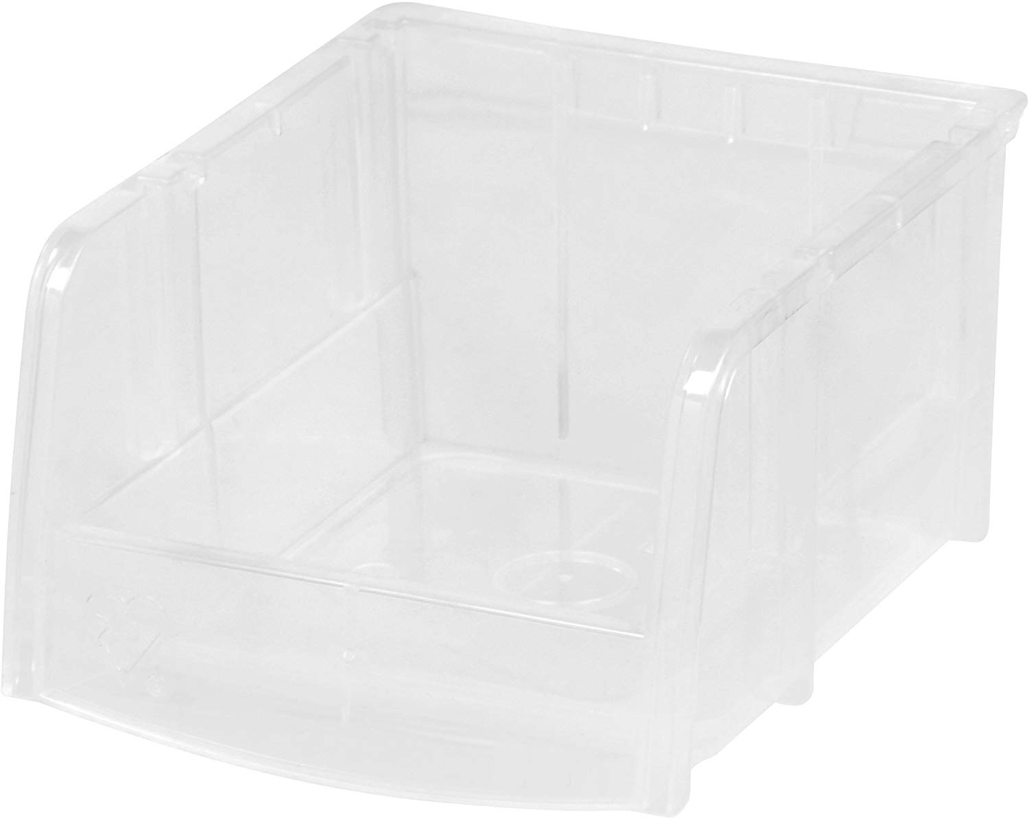 5.5 x 4.5 x 3 inches IP Clear Stacking Bin