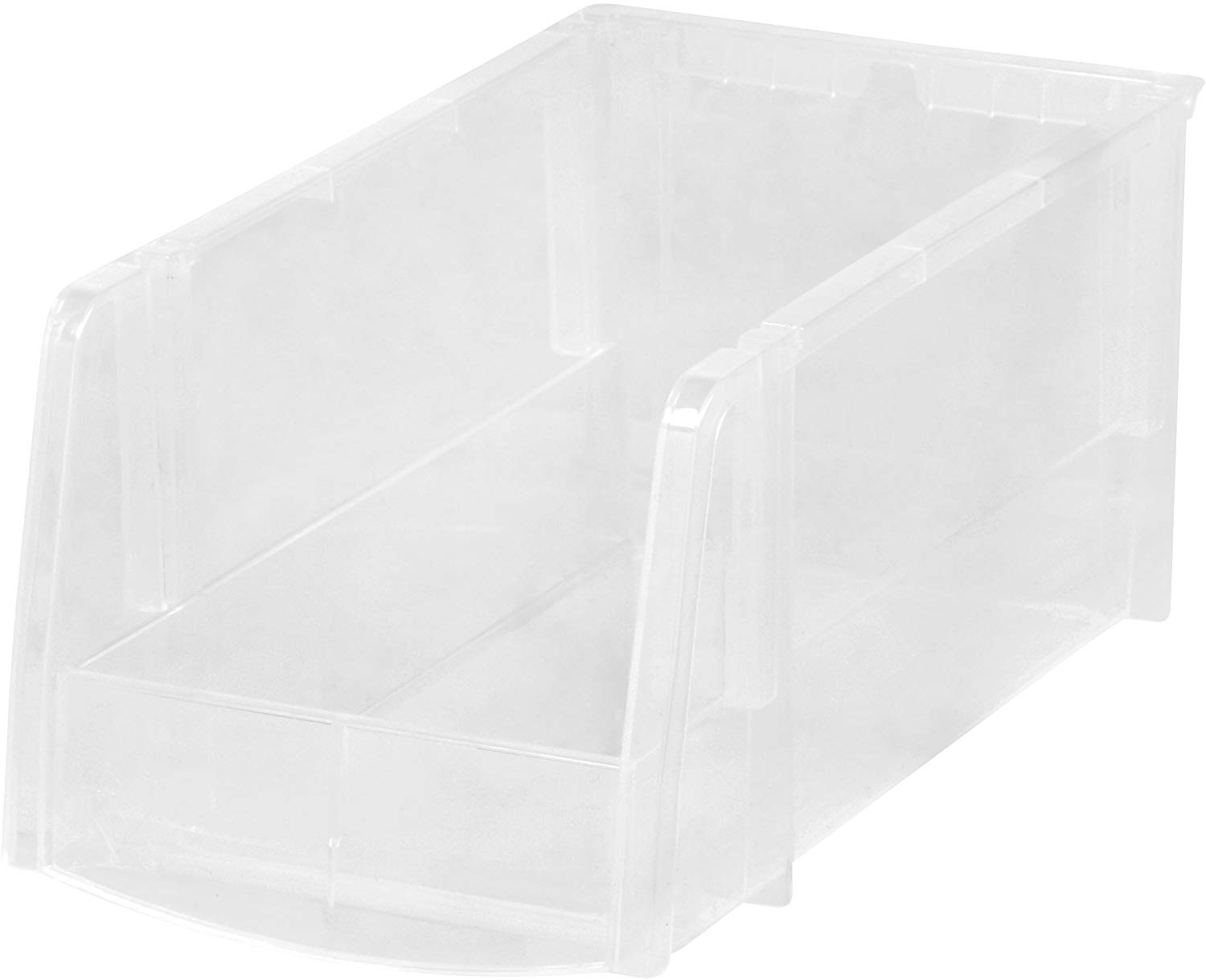 6 Inch x 11 Inch IP Clear Stacking Bin