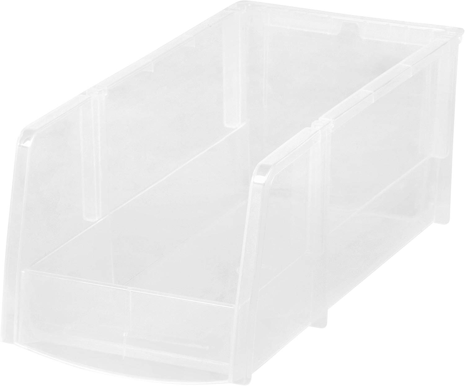6 Inch x 13 Inch IP Clear Stacking Bin