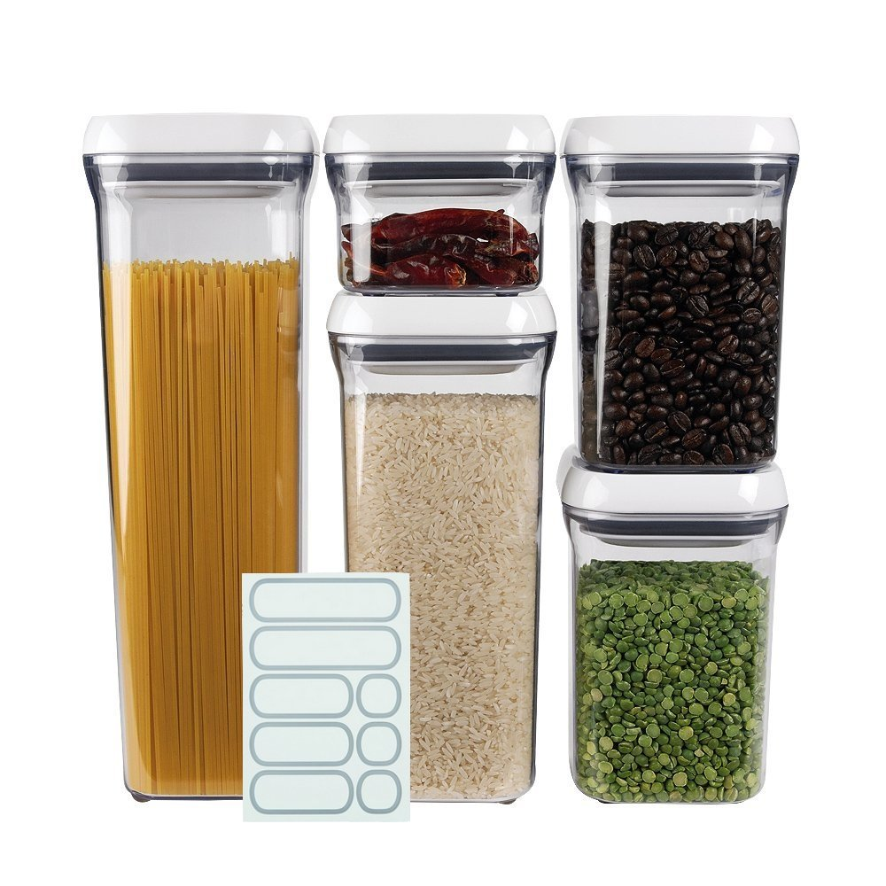 6 Piece OXO POP Container Set