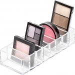 8-Compartment Cosmetic Tray