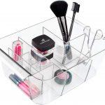 8-Compartment Vanity Organizer