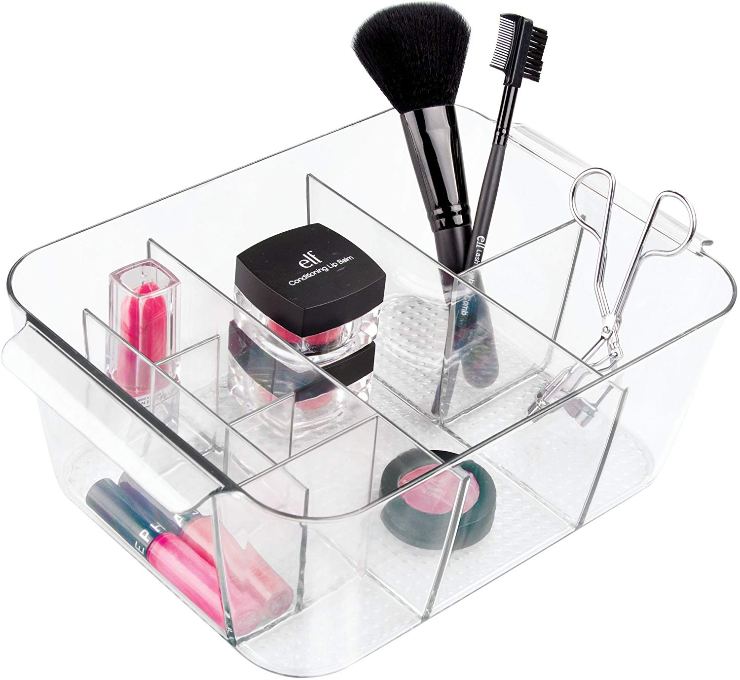 8-Compartment Vanity Organizer