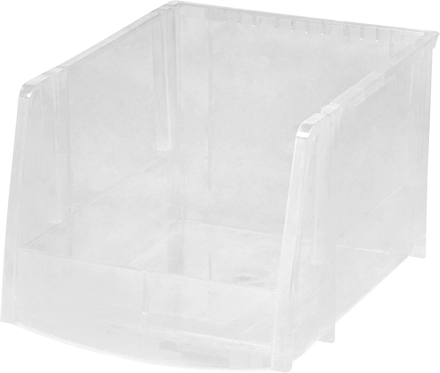 8 Inch x 10 Inch IP Clear Stacking Bin