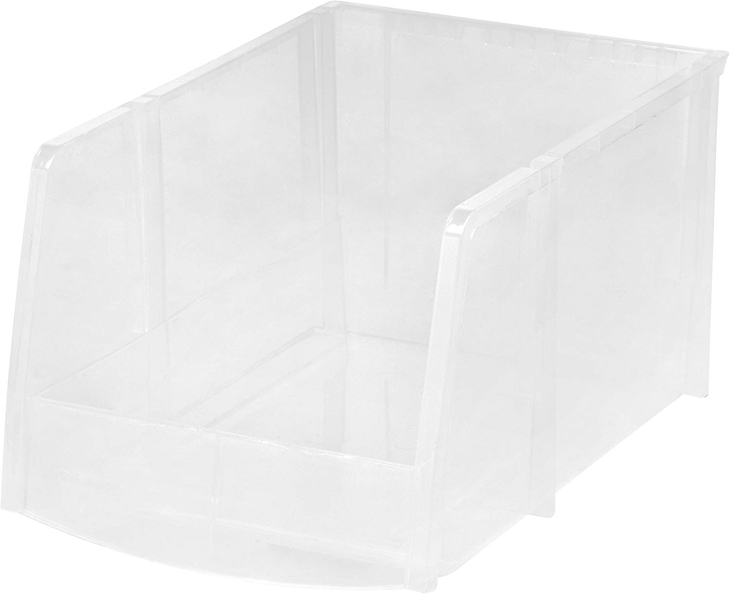 8 Inch x 14 Inch IP Clear Stacking Bin