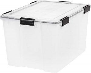 74 qt. Ultimate Airtight Box