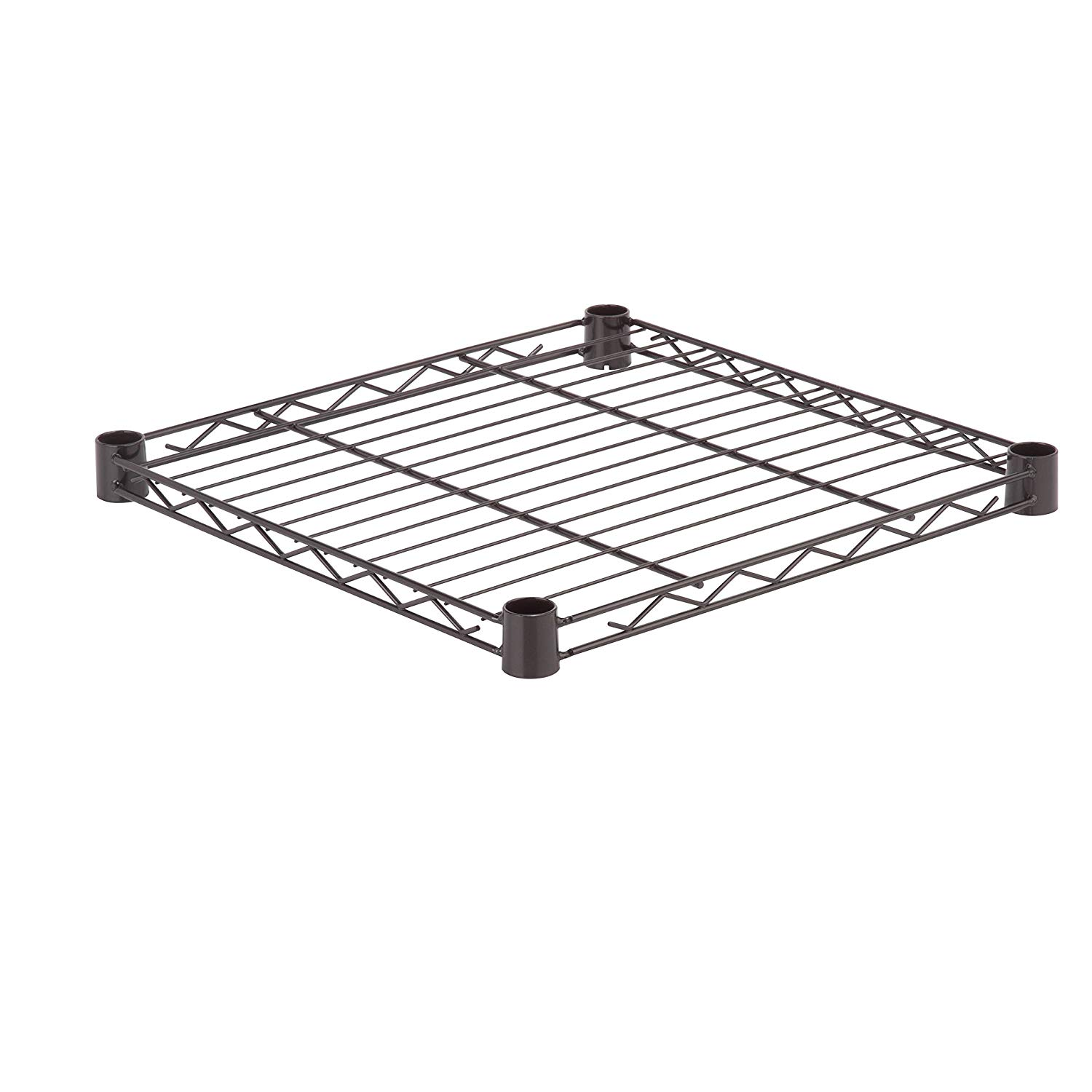 18'' Black Wire Shelves