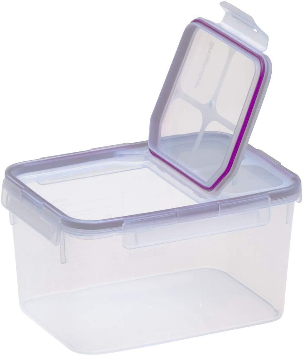 136 oz. Modular Snapware Container w Flip Top Lid