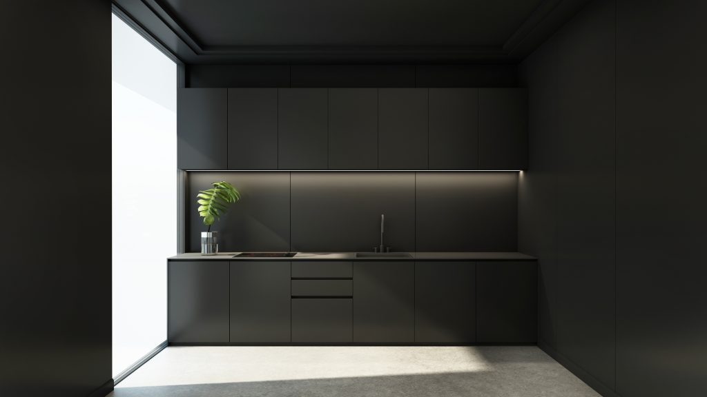 Floating cabinets