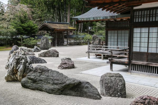 How To Create A Zen Garden?