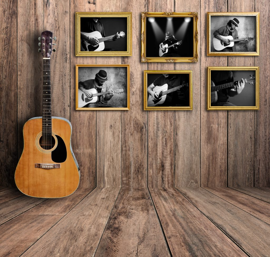 Music Room Decor Ideas For The Budding Beethoven