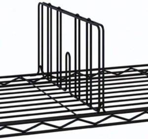 Black IP Shelf Dividers