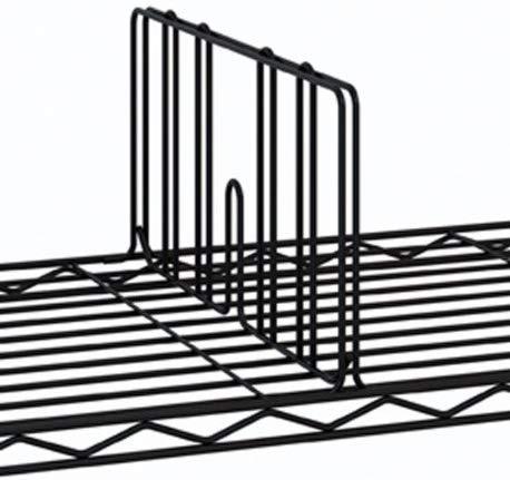 """14"""" Black IP Shelf Divider"""