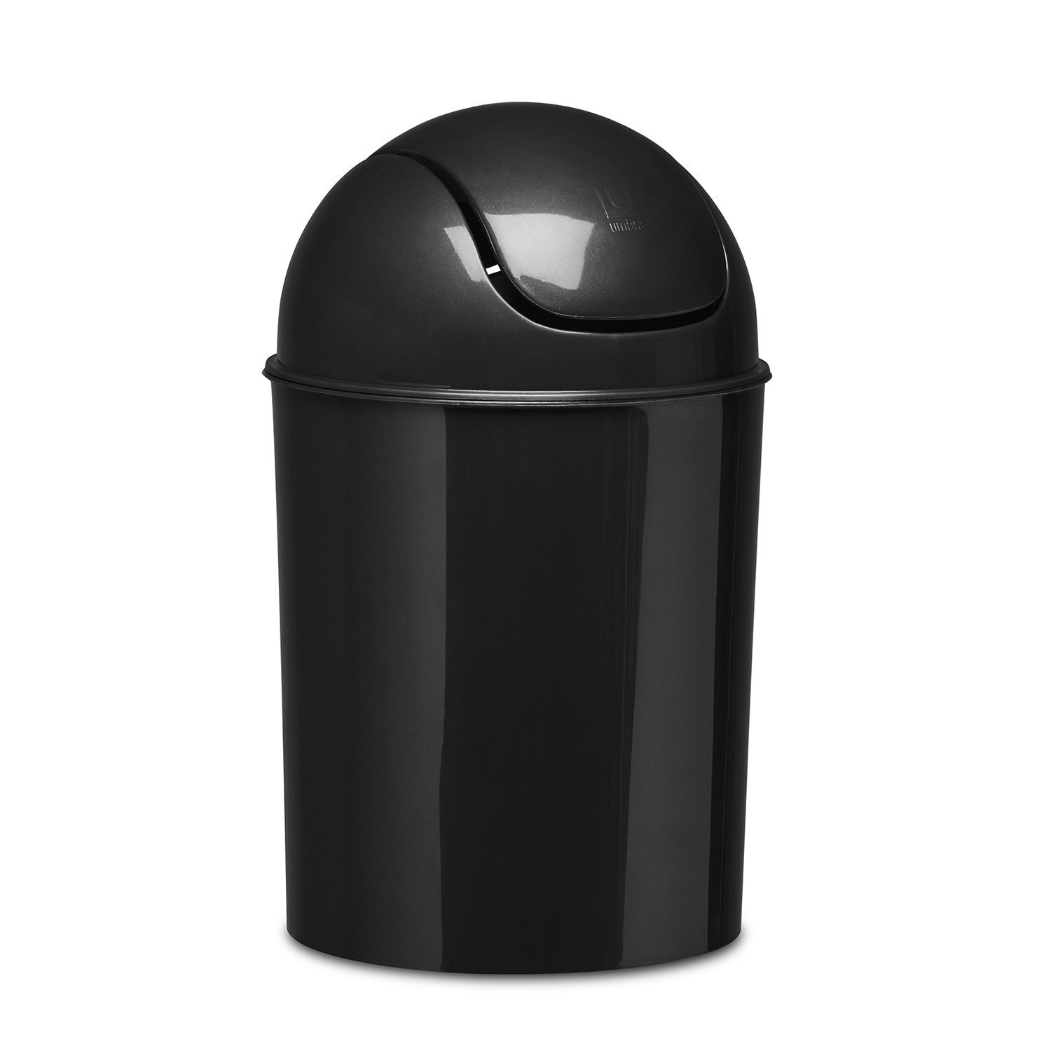 Black Mini Waste Can