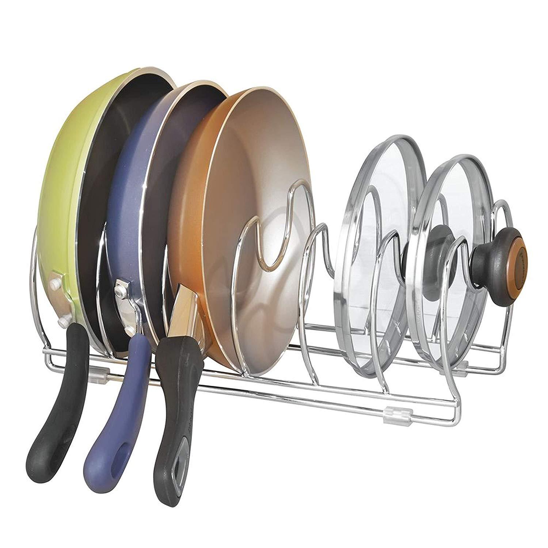 Chrome Classico 13 Inch Cookware Organizer