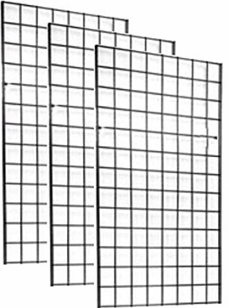 Chrome IP Steel Wire Grids | Storables