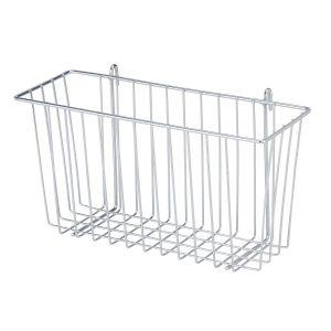 Chrome IP Steel Wire Baskets