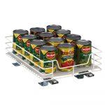 Chrome Slide-Out Cabinet Baskets
