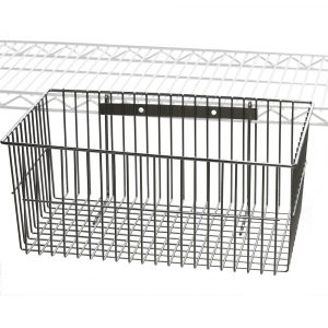 Chrome Storage Baskets