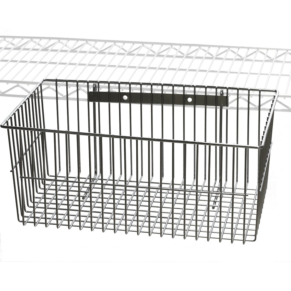 Chrome Storage Baskets