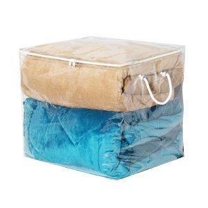 Clear Cube Storage Bag