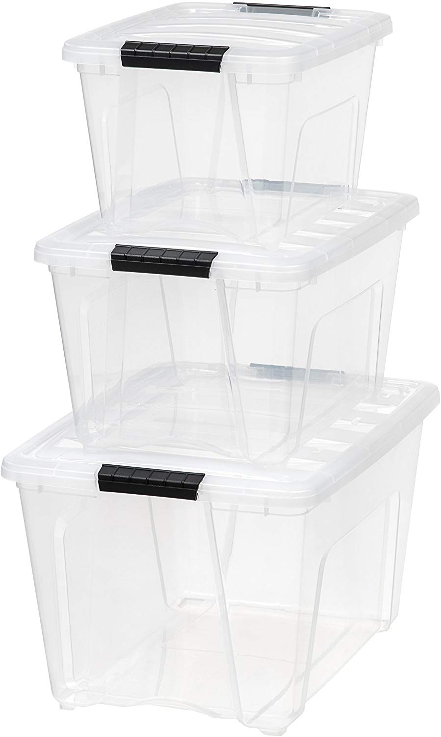 Clip-Lid Strong Boxes
