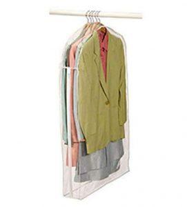 Clear Suit Bag