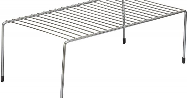Wire Cabinet Shelves Chrome Storables