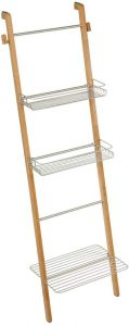 Espresso & Satin Formbu Bath Ladder
