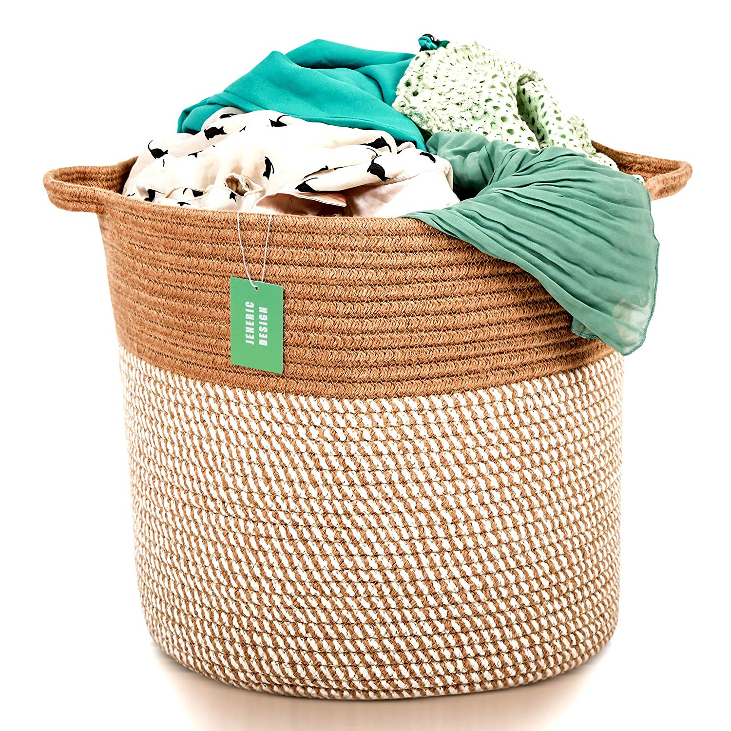 Fabric & Woven Baskets
