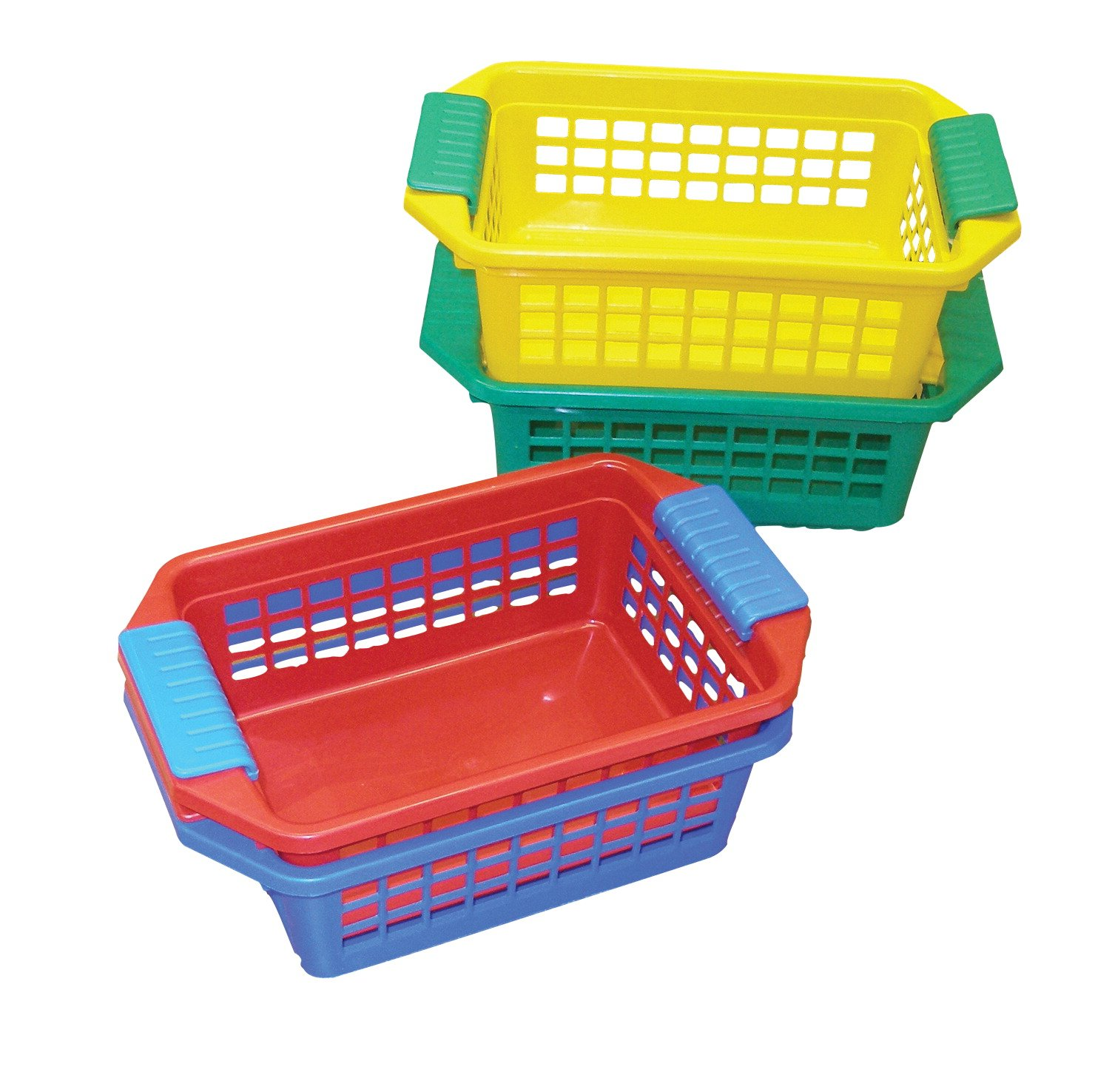 Flip & Stack Storage Baskets