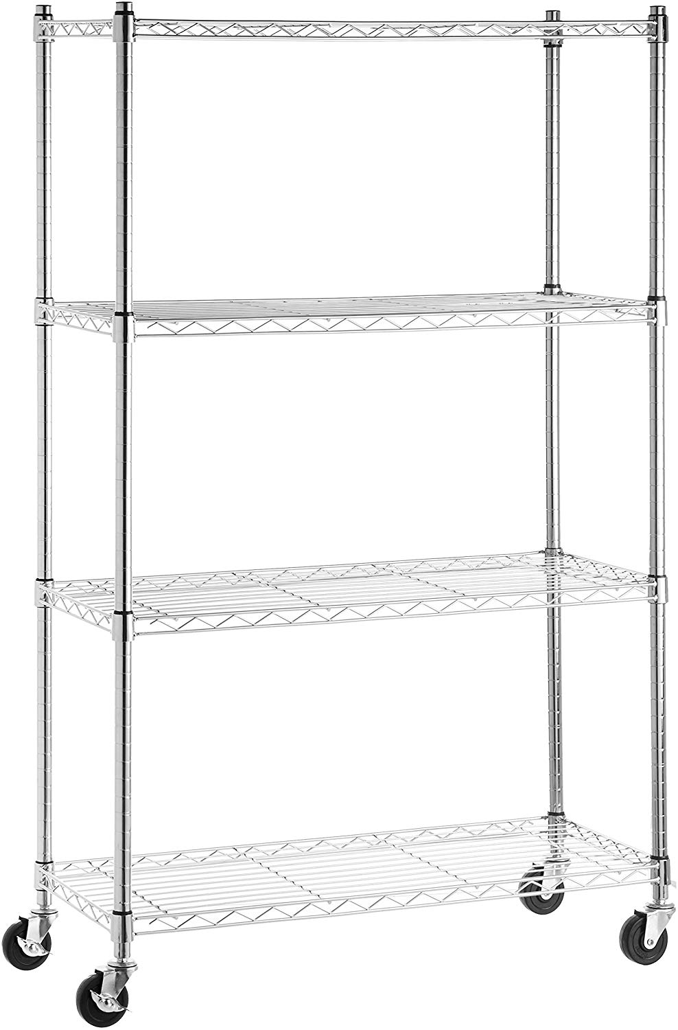 18 x 36 Garage Storage Rack, Black