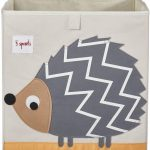 Hedgehog 13 Inch x 13 Inch Folding Crate