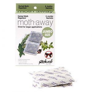 Jumbo Moth-Away Sachets