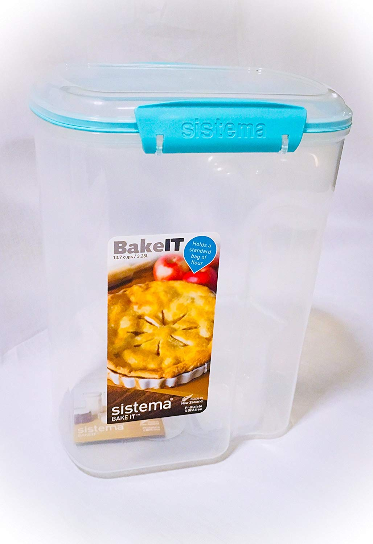 Klip-It Bakery Bulk Food Containers