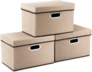 Large Cascade Khaki 14.9 x 9.8 x 9.8 Inch Box